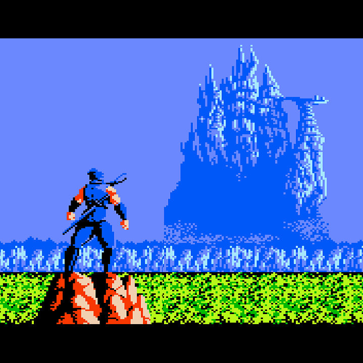 Play Ninja Gaiden On Nes Emulator Online