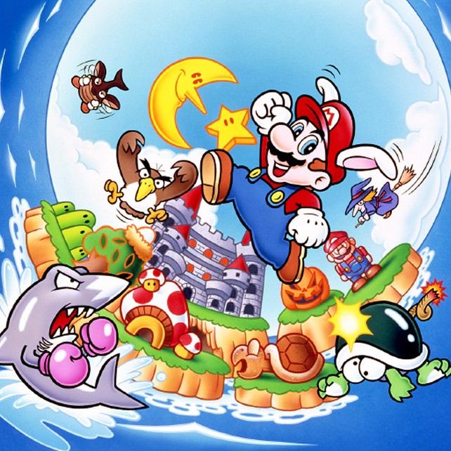Play Super Mario Land 2 - 6 Golden Coins on GB - Emulator Online
