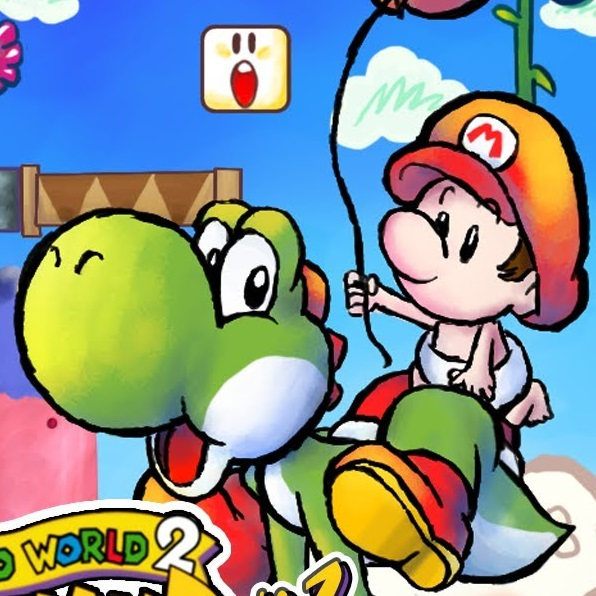 yoshis island ds wold 5 how to get to door