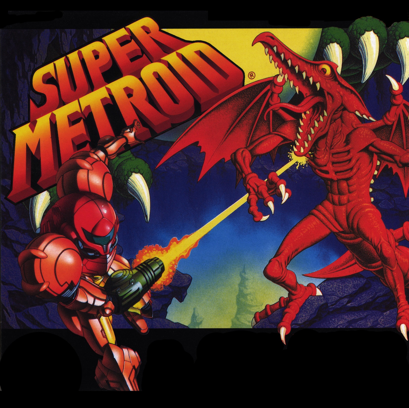 super metroid snes rom download