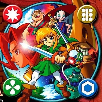 Play The Legend Of Zelda Oracle Of Seasons On Gbc