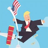 topple trump