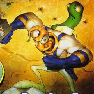 Play Earthworm Jim 2 On Snes Emulator Online