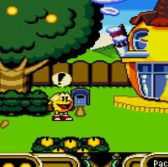 Play Pac Man 2 The New Adventures On Snes Emulator Online