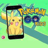pokemon go kids
