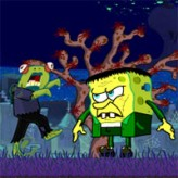 spongebob halloween horror 2