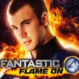 fantastic 4 - flame on