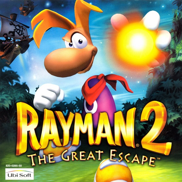 Play Rayman 2 The Great Escape On Gbc Emulator Online