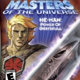 masters of the universe he-man - power of grayskull
