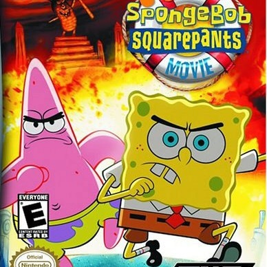 play the spongebob squarepants movie on gba emulator online