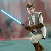 star wars: duel action lightsaber battle