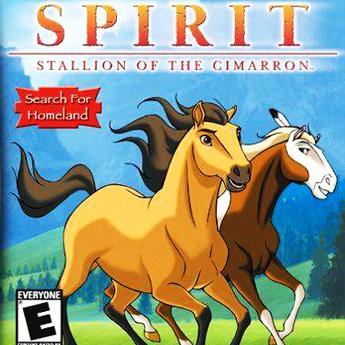 Play Spirit Stallion Of The Cimarron Search For Homeland On Gba Emulator Online