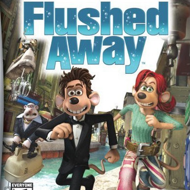 Play Flushed Away On Gba Emulator Online