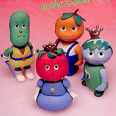 Princess Tomato in Salad Kingdom
