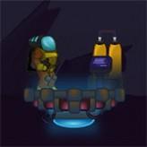 space maze: artifact