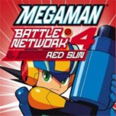 mega man battle network 4 - red sun