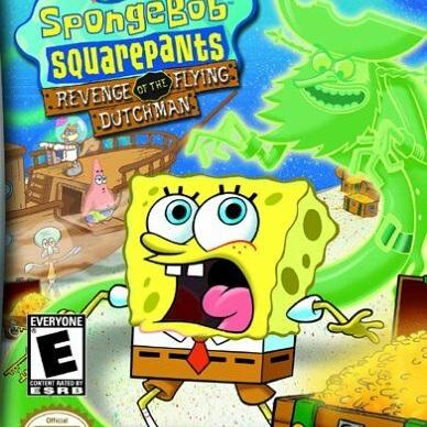 play spongebob squarepants revenge of the flying dutchman on gba