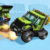 lego my city 2: volcano explorers