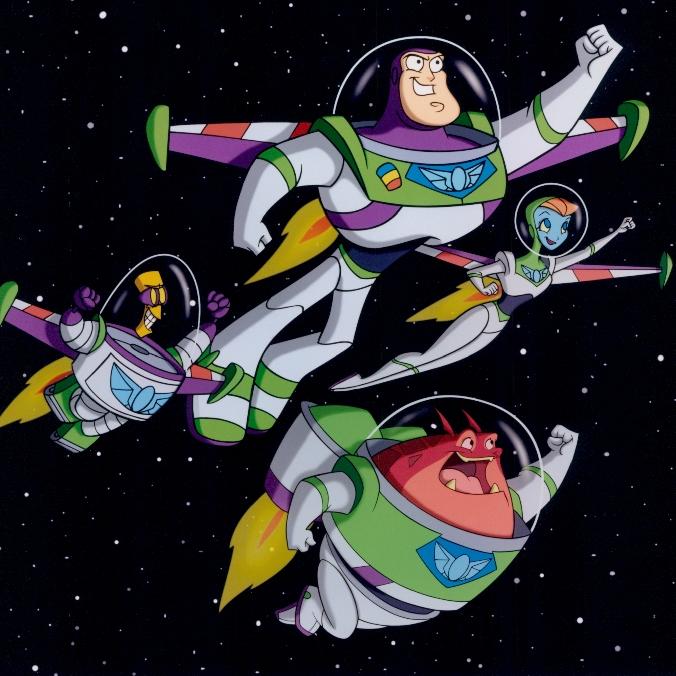Play Buzz Lightyear Of Star Command On Gbc Emulator Online