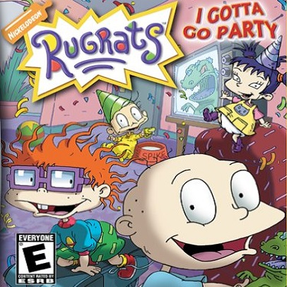 Play Rugrats I Gotta Go Party On Gba Emulator Online