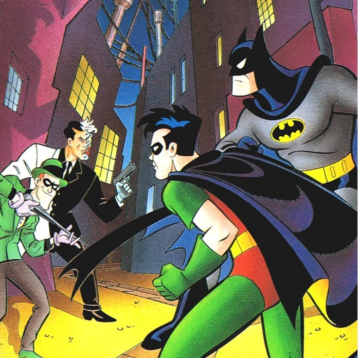 batman and robin games online