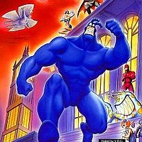 The Tick  Sega Game