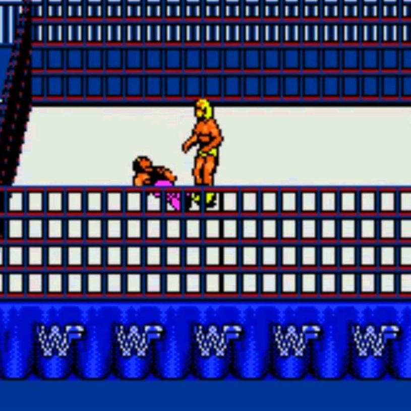 Play Wwf Wrestlemania Steel Cage Challenge On Nes Emulator Online