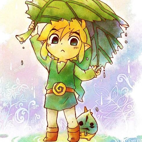 ... cute legend of zelda