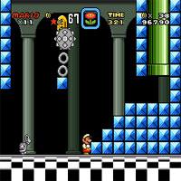 Play Super Mario World Master Quest 6 on SNES - Emulator Online