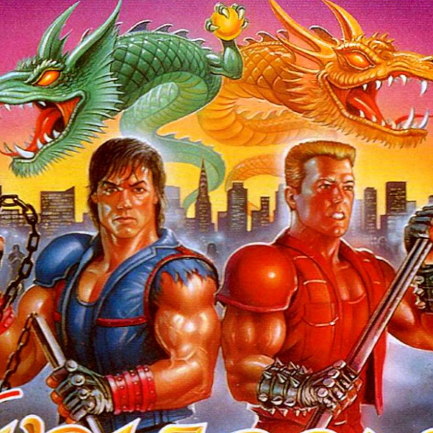 Play Double Dragon On Master Emulator Online