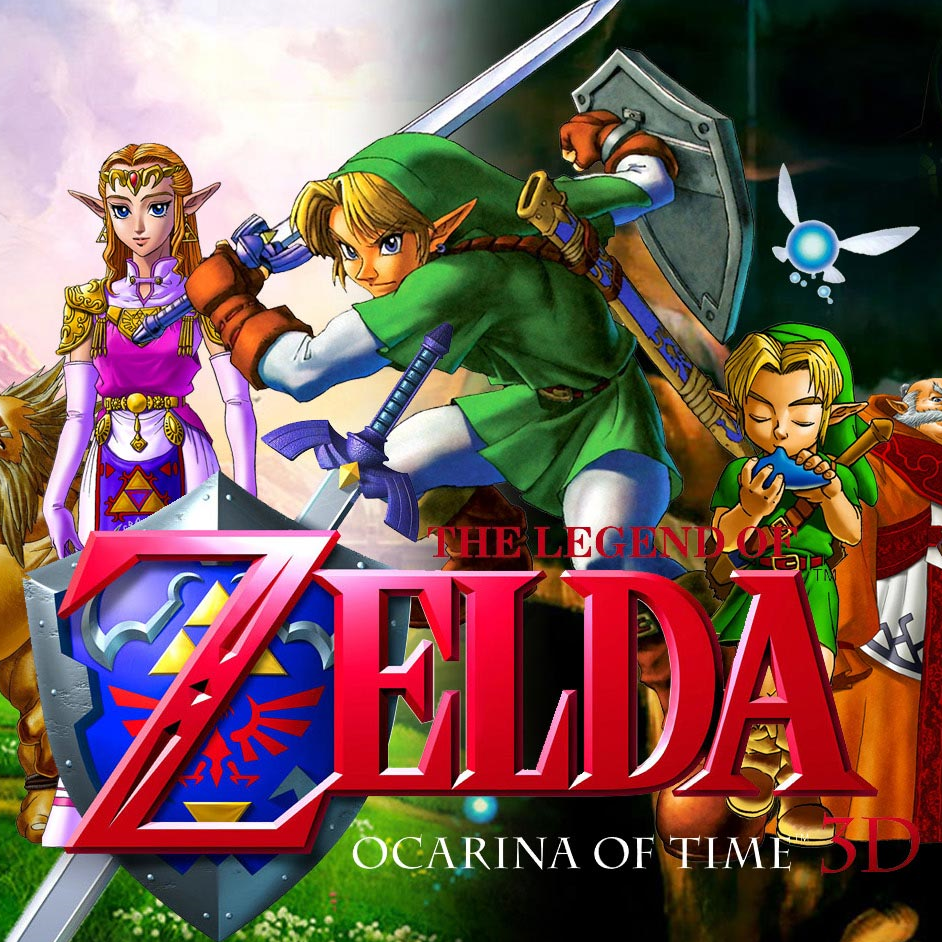 ZELDA OCARINA TIME N64 OF TÉLÉCHARGER