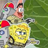 spongebob dirty bubble busters