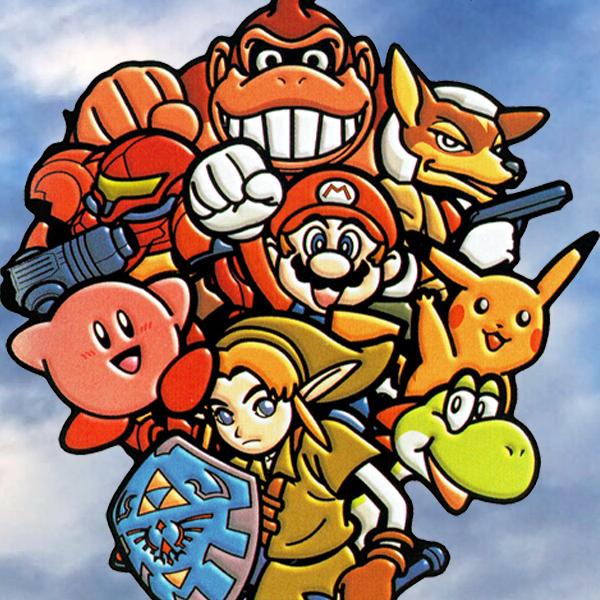 Play Super Smash Bros  on N64 - Emulator Online