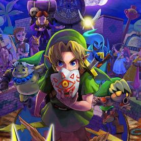 Play Zelda Games - Emulator Online