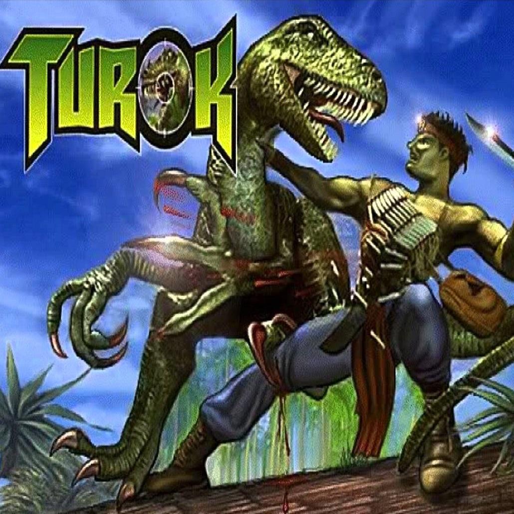 play turok dinosaur hunter on n64 emulator online