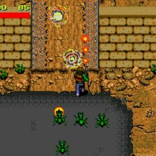 Play It Came From The Desert On Sega Emulator Online