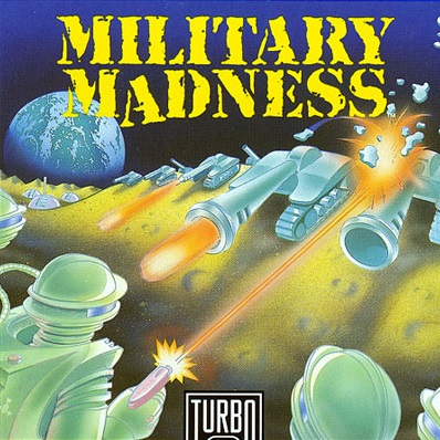 Play Military Madness on TG16 - Emulator Online