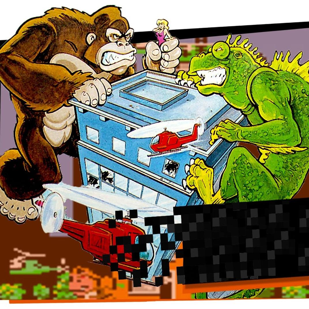 Play Rampage On Nes Emulator Online