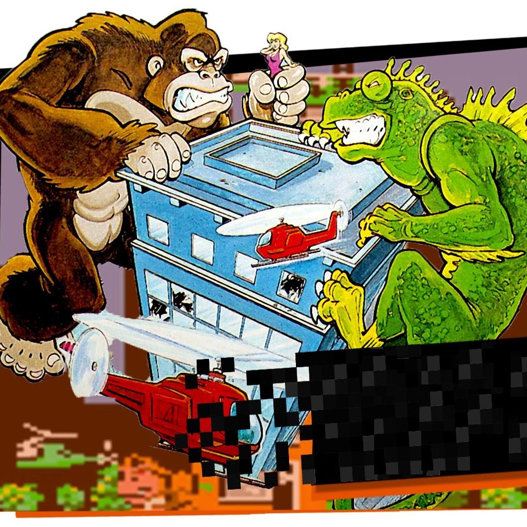 Play Rampage on NES - Emulator Online