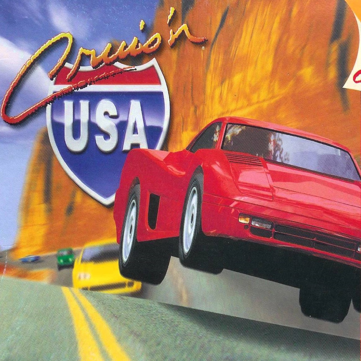 cruisn usa n64 rom