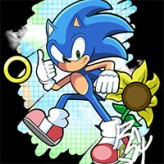 sonic the hedgehog @ sage 2010