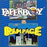 2 in 1: paperboy & rampage