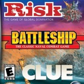 3-in-1: risk, battleship, clue