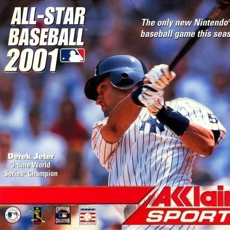 Play All-Star Baseball 2001 on N64 - Emulator Online