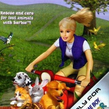 barbie pet rescue game free download