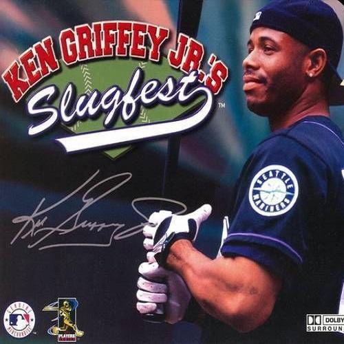 ken griffey jr video game n64