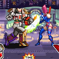 Play Power Rangers Games Emulator Online