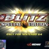 nfl blitz: special edition
