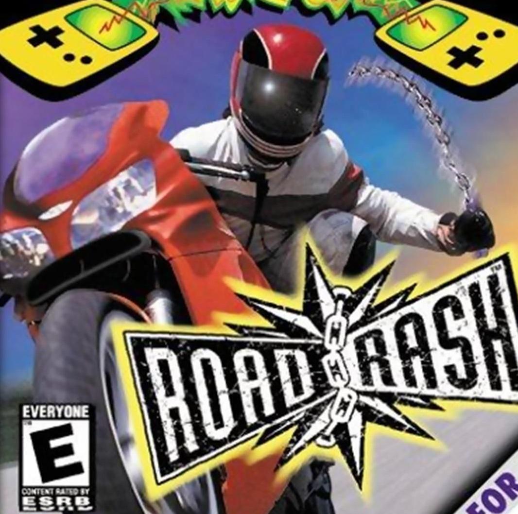 Play Road Rash on GBC - Emulator Online