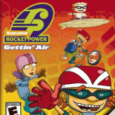 rocket power: gettin air